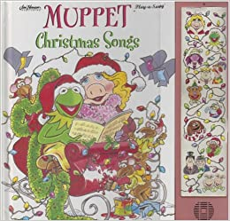 Muppet Christmas Songs (Play-a-Song Muppet Christmas Songs): Jim ...