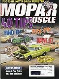 Mopar Muscle April 2000 Magazine DODGE TRUCK: MAGNUM V6 POWER PRODUCTS, BUY A BLOWN DODGE DURANGO 700lb-ft! Indy's 542ci Monster GET YOUR DREAM MOPAR NOW!