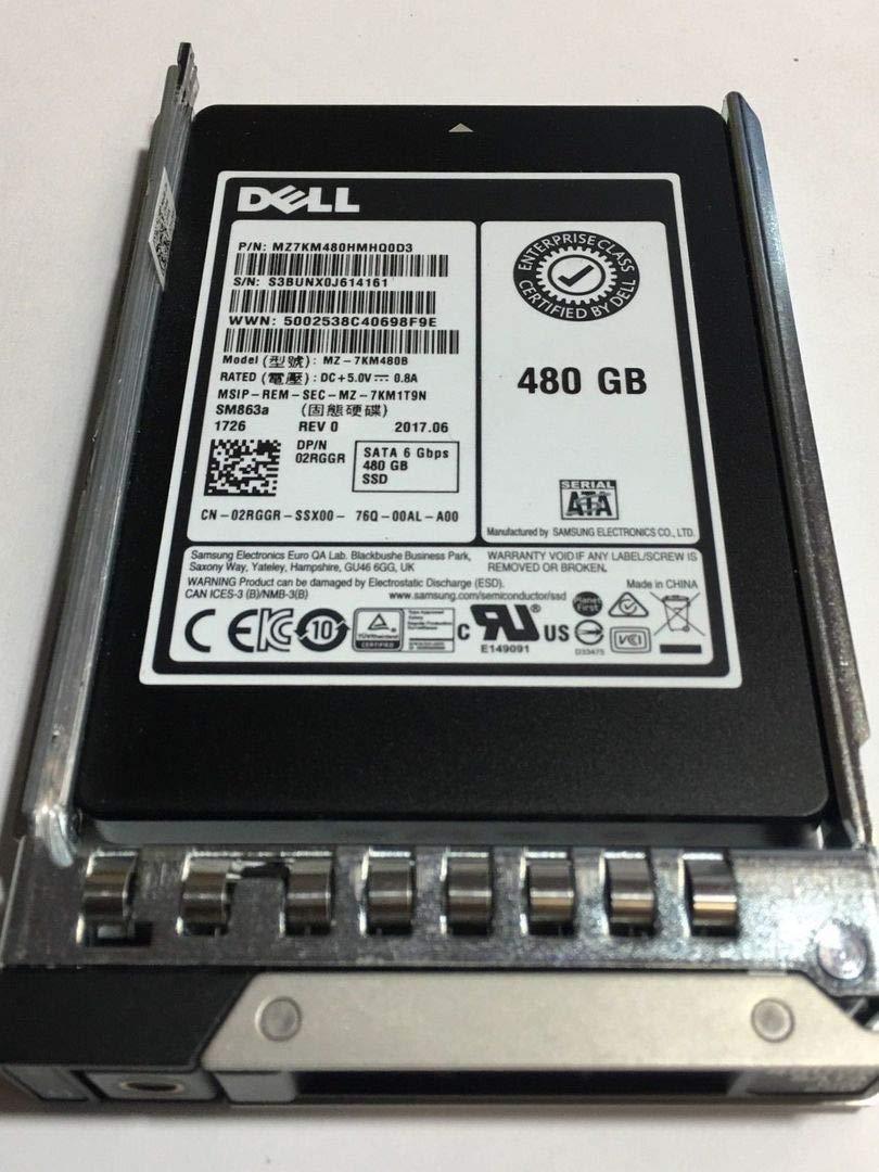 SSD 480GB SATA Samsung 480GB 2.5 6Gb/s Model: MZ 7KM480B DP/