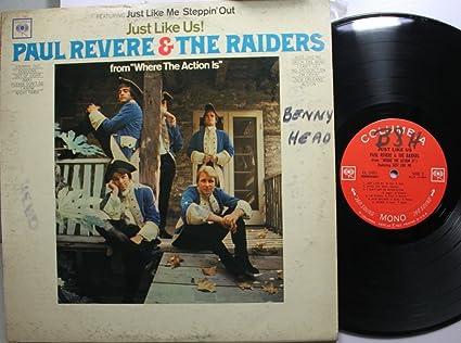 PAUL REVERE   THE RAIDERS - Just Like Us! - Amazon.com Music 7be929f6e
