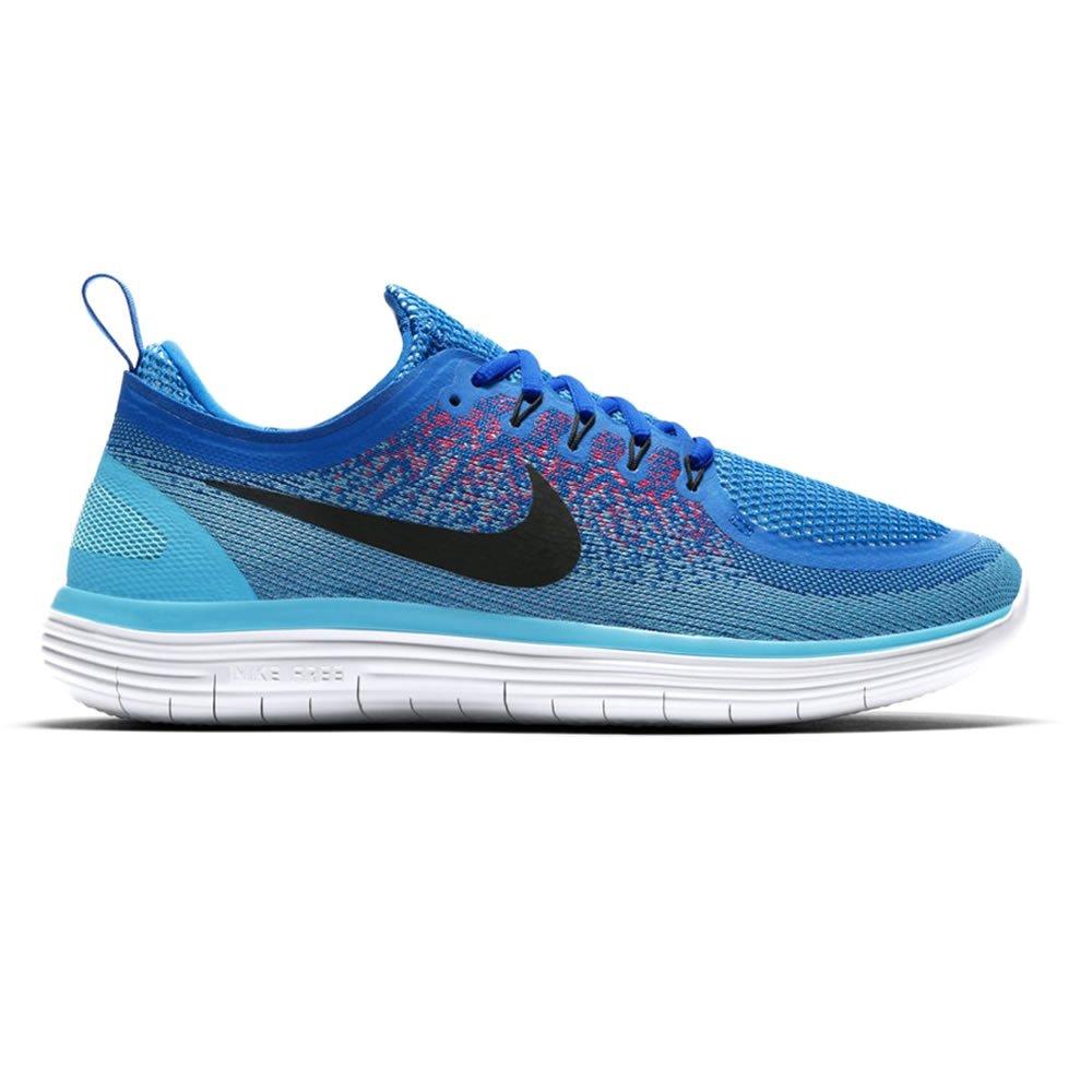 cdb828bebe29 Nike Free RN Distance 2 - Soar Hot Punch Blue  Amazon.co.uk  Shoes   Bags