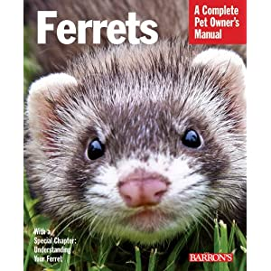 Ferrets: Barron's Pet Owner's Manual (Complete Pet Owner's Manuals) 18