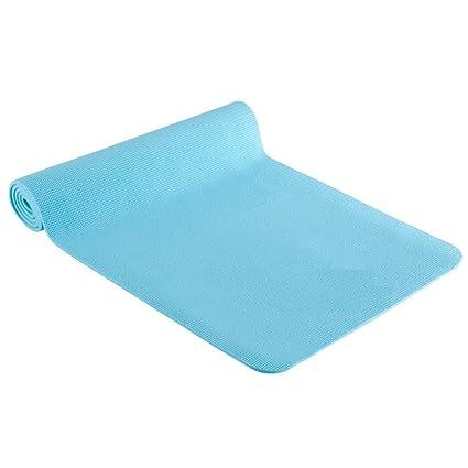 Amazon.com : RUOYOU Eco Friendly PVC Yoga mat Workout ...