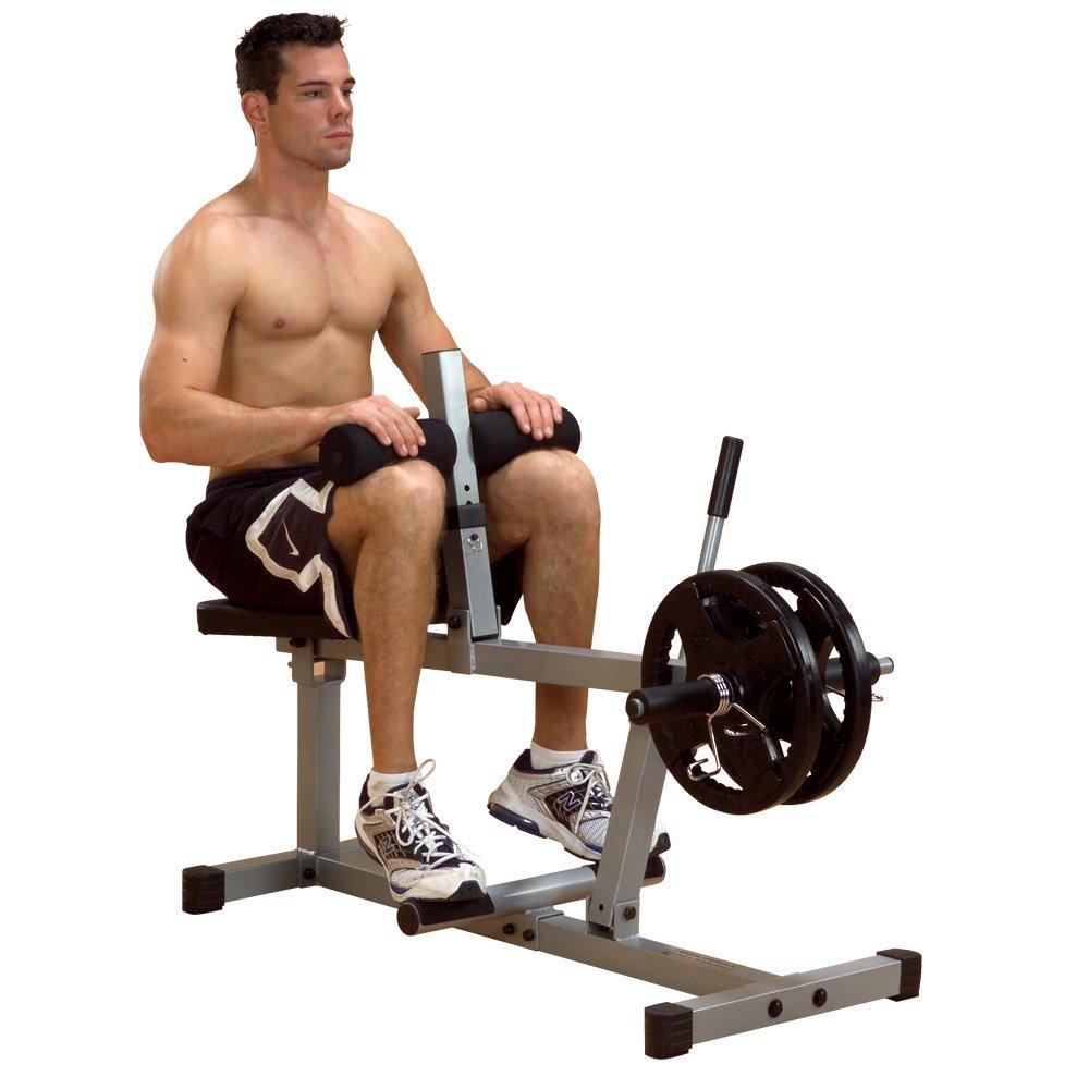 Amazon.com : Powerline PSC43X Seated Calf Machine : Leg Exercise ...