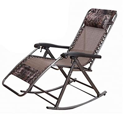 Amazing Amazon Com Rocking Chairs Meiduo Folding Zero Gravity Caraccident5 Cool Chair Designs And Ideas Caraccident5Info