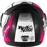 Pro Tork Capacete Evolution G6 Red Nose Rn-01 Fosco 60 Rosa