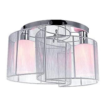 Maxmer Lustre Plafonnier Lumière Design Moderne Eclairage de plafond ...