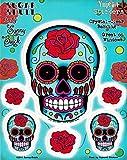 Sunny Buick Rose Sugar Skull Sticker/Decal
