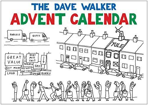 The Dave Walker Advent Calendar