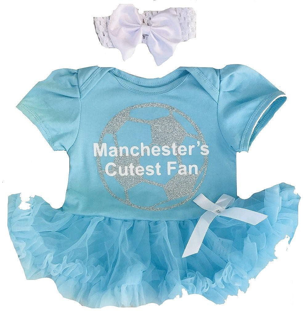 MANCHESTER//MAN CITY Football Baby Bib-White//Blue//Pink-Personalised Gift-Boy//Girl
