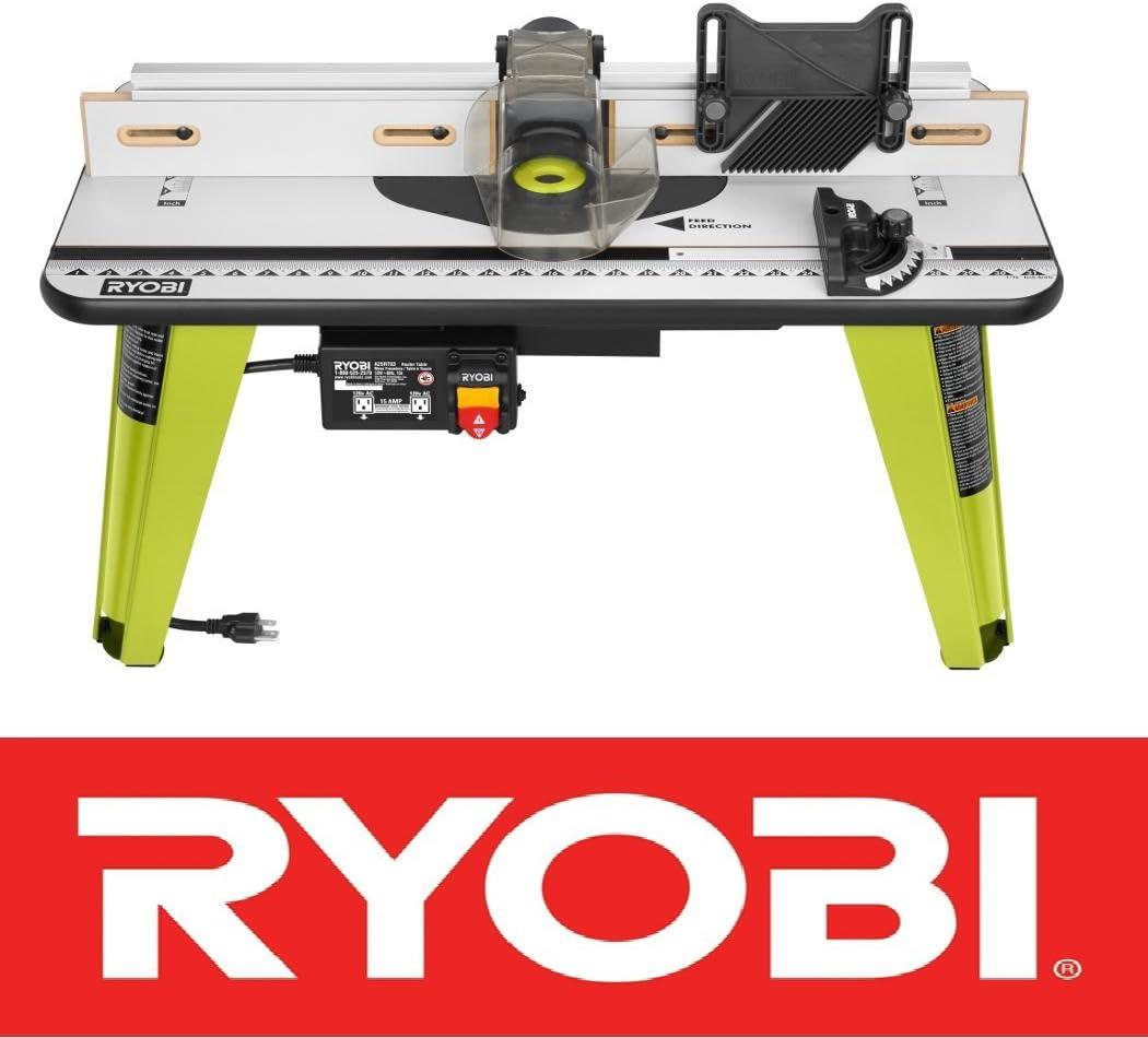 Ryobi Universal Router Table Saw with Adjustable Fence A25rt03 Nib Ryobi Table Saw