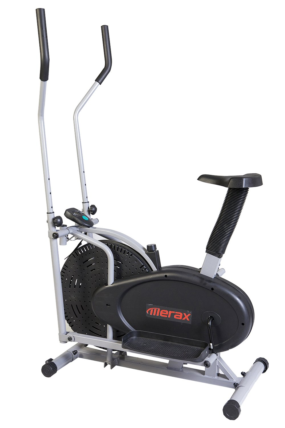 Merax Elliptical Exercise Bike