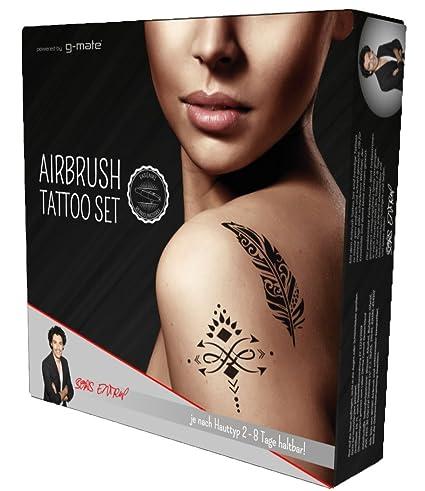 G Cover-Mate Boris entrup tatuaje aerografía, 1 pieza: Amazon.es ...