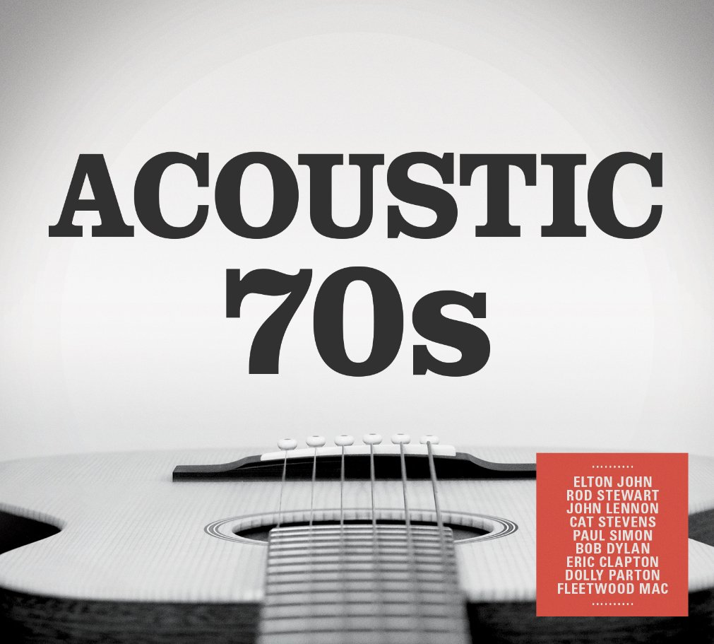 Acoustic 70s / Various (United Kingdom - Import)
