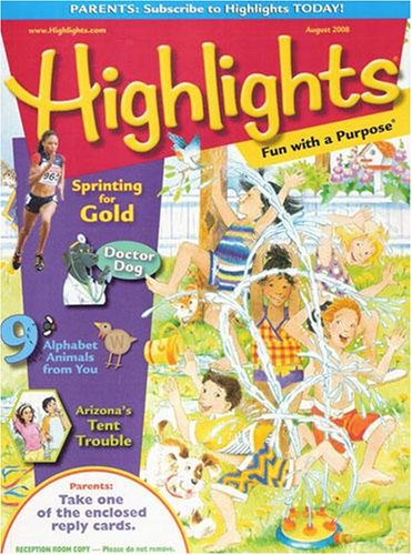 Highlights For Children: Amazon com: Magazines