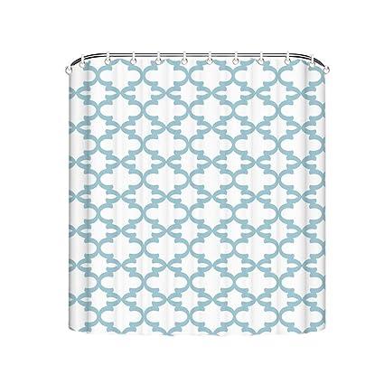 Image Unavailable Not Available For Color Quatrefoil Shower Curtains