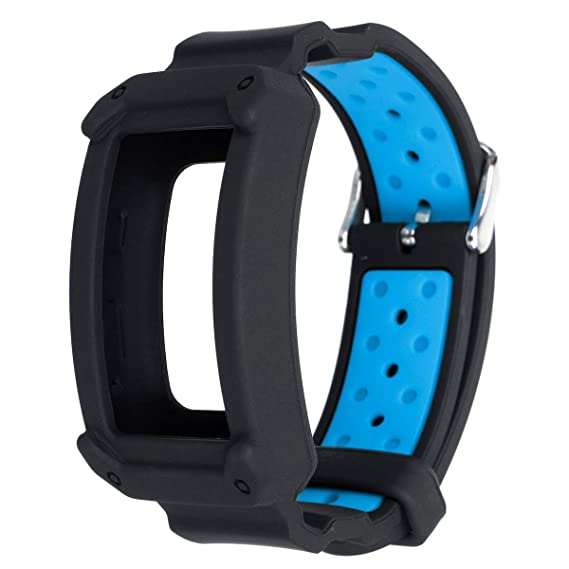 Jewh Silicone Wristband - Watch Bands - Replacement Strap for Samsung Gear Fit 2 - SM