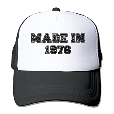 e911d1e8200 Custom Made In 1976 Golf Cap Hat at Amazon Men s Clothing store