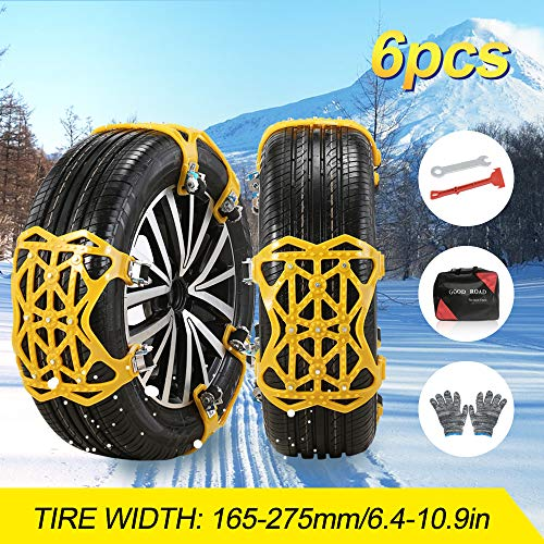 soyond-snow-chains-car-anti-slip-snow-tire-chains-for-suv-anti-slip-tire-chain-adjustable-snow-tire-cable-mergency-car-chains-6-width-165-275mm-6-4-10-9yellow