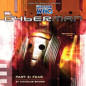 Cyberman - 1.2 Fear Audiobook