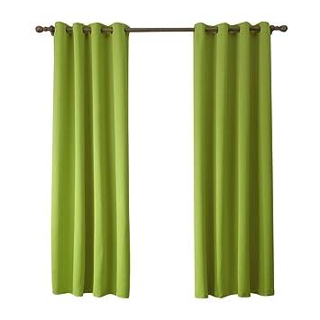 1 Paar Schlafzimmer Schattierung Tuch Fenster Vorhang Fenster Vorhang  Drapieren Panel Gardinen Für Schlafzimmer/Zimmer