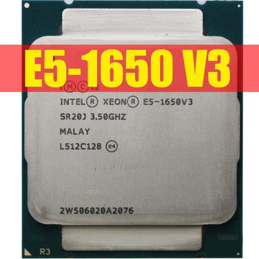 Intel Xeon E5 1650 V3 3.5GHz 6 Core 15Mb Cache LGA2011-3 CPU E5 1650-V3 Processor E5 1650V3 CPU