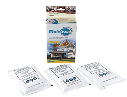 Amazon SafeNDry Mold Away Moisture Absorber and Odor Eliminator