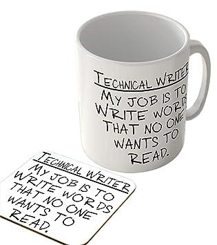 job description for technical writer