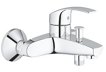 Grohe eurosmart new miscelatore monocomando per vasca