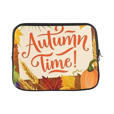 YSJXIM Diseño Personalizado Tiempo de otoño Cita del Cartel ...
