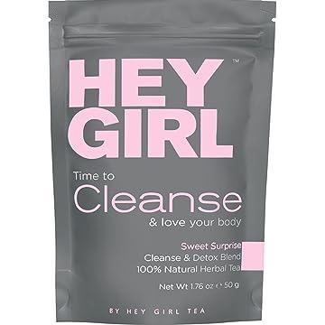 top selling Detox Tea - CLEANSE Herbal Teatox Reduces Bloating & Helps Your Body Stay Regular