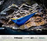 Serac Sequoia XL Wide Double Hammock with Ripstop