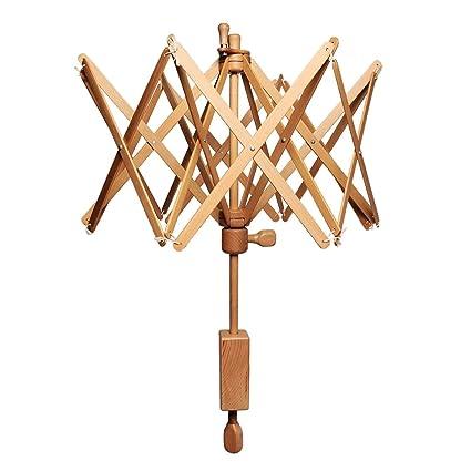 Wooden Yarn Ball Winder Umbrella Not A Chine Product Hand Operated Knitting Winder Tools Wool String Ball Winder Machine Bhartya Handicrafts