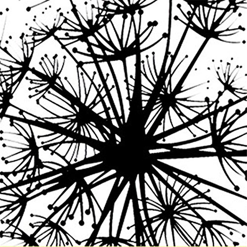 Wall Stickers, E-Scenery Grand Sale! Dandelion Removable DIY 3D Wall Decals Mural Art Wallpaper for Room Home Nursery Wedding Party Birthday Office Window Decor, Black by E-Scenery Wall Stickers & Murals (Image #3)