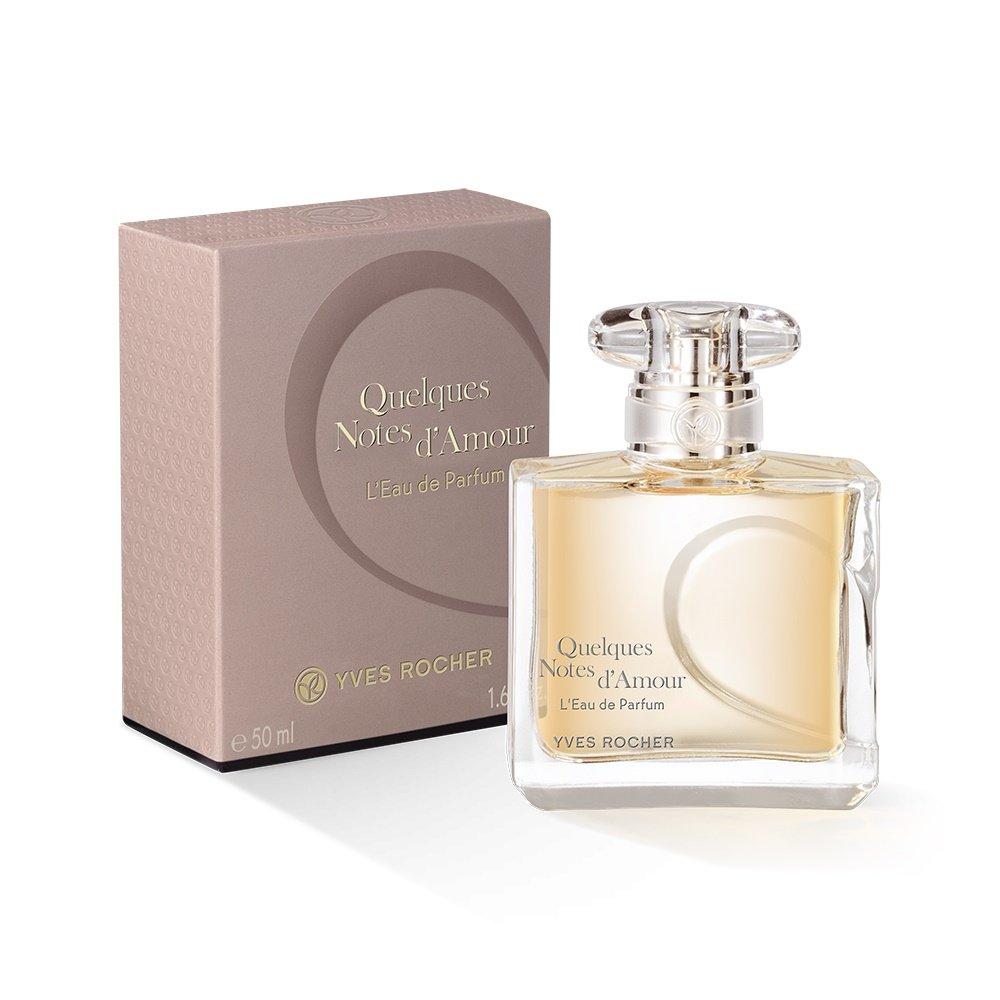 Amazoncom Quelques Notes Damour Eau De Parfum 50 Ml Spray By