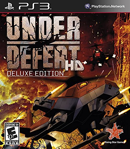 Under Defeat: Deluxe Edition - Playstation 3 (Cellar Hd compare prices)