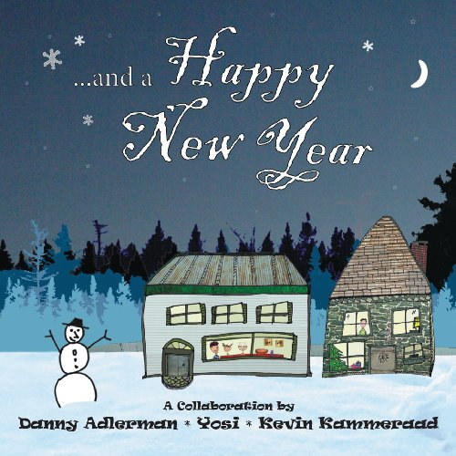 Original album cover of and a Happy New Year by Danny Adlerman