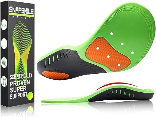 Men Women Professional Plantar Fasciitis Shoe Inserts Flat Feet Orthotic Insole