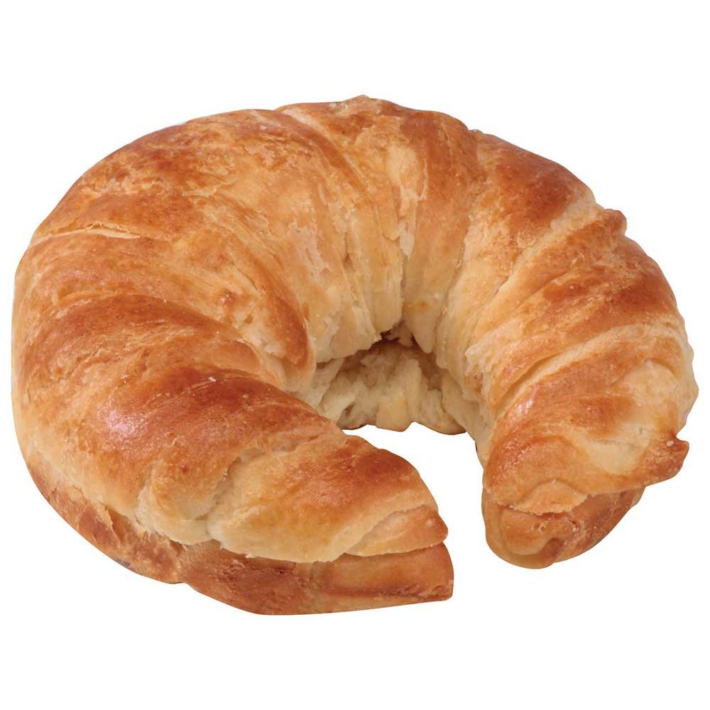Chef Pierre Natural Butter Flavored Croissant, 3 Ounce -- 48 per case.
