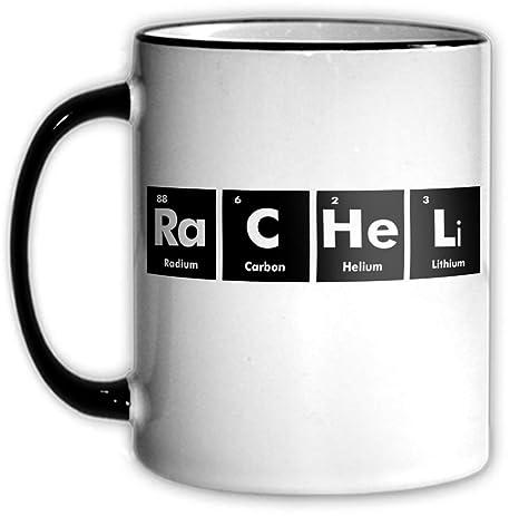 Amazon Rachel Periodic Table Coffee Tea Mug With Chemical