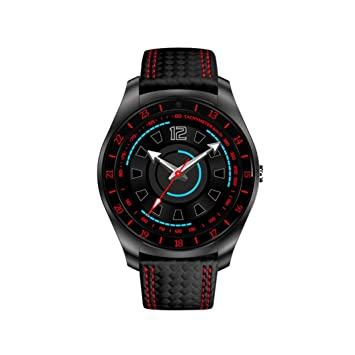 Boofab V10HR Smart Watch Camera 1.1 inch display round ...