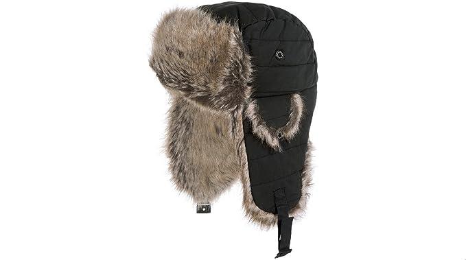 07532b09501 Amazon.com  Barbour Adams Trapper Hat for Women