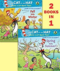 Spring Into Summer!/Fall Into Winter!(dr. Seuss/Cat in the Hat) (Deluxe Pictureback)