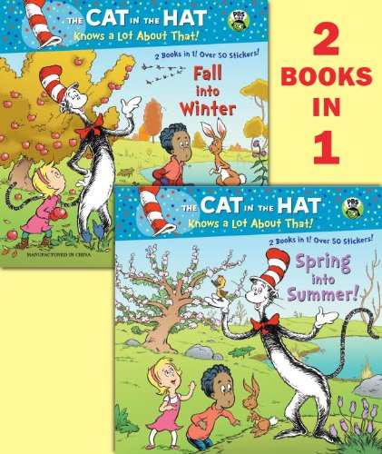 Spring Summer Winter Seuss Pictureback product image