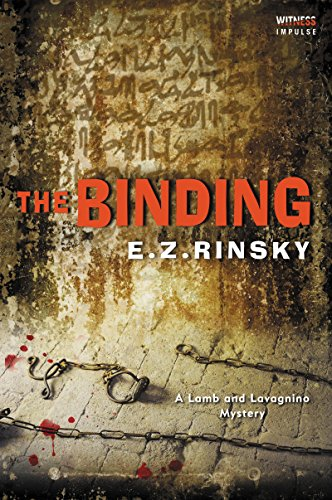 The Binding: A Lamb and Lavagnino Mystery (Lamb & Lavagnino Book 2)