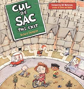 Cul De Sac: This Exit by Richard Thompson (2008-09-01)