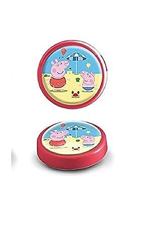 SunCity Peppa Pig Lámpara quitamiedos (PEA402484): Amazon.es: Juguetes y juegos