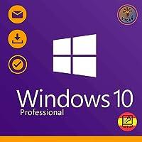 Windows 10 Pro Professional Key 32/64 bits Licencia de por vida/Entregada en 10 horas por correo electrónico o…