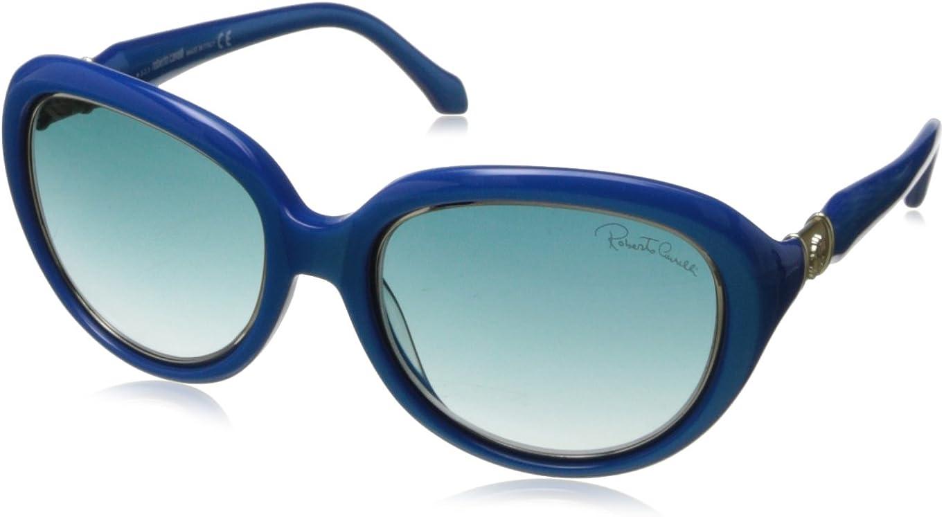 Roberto Cavalli RC781S 5687W Gafas de sol, Marrón (Braun), 50 para Mujer