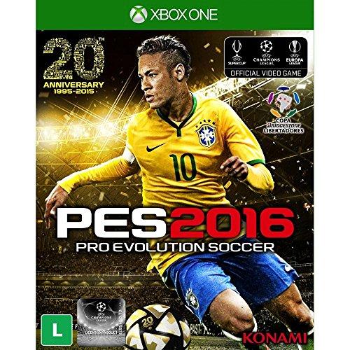 Jogo PES 2016 Pro Evolution Soccer para Xbox One - Konami